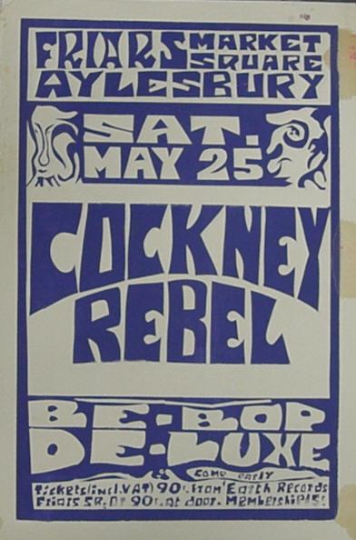 Friars Poster May 74