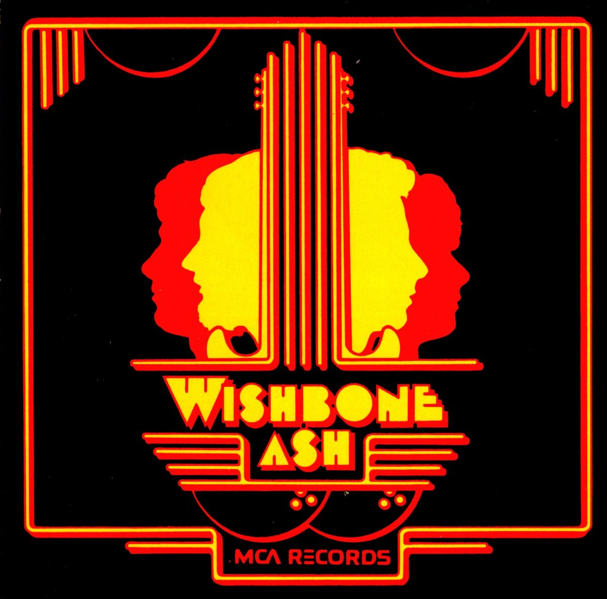 wishbone ash sticker