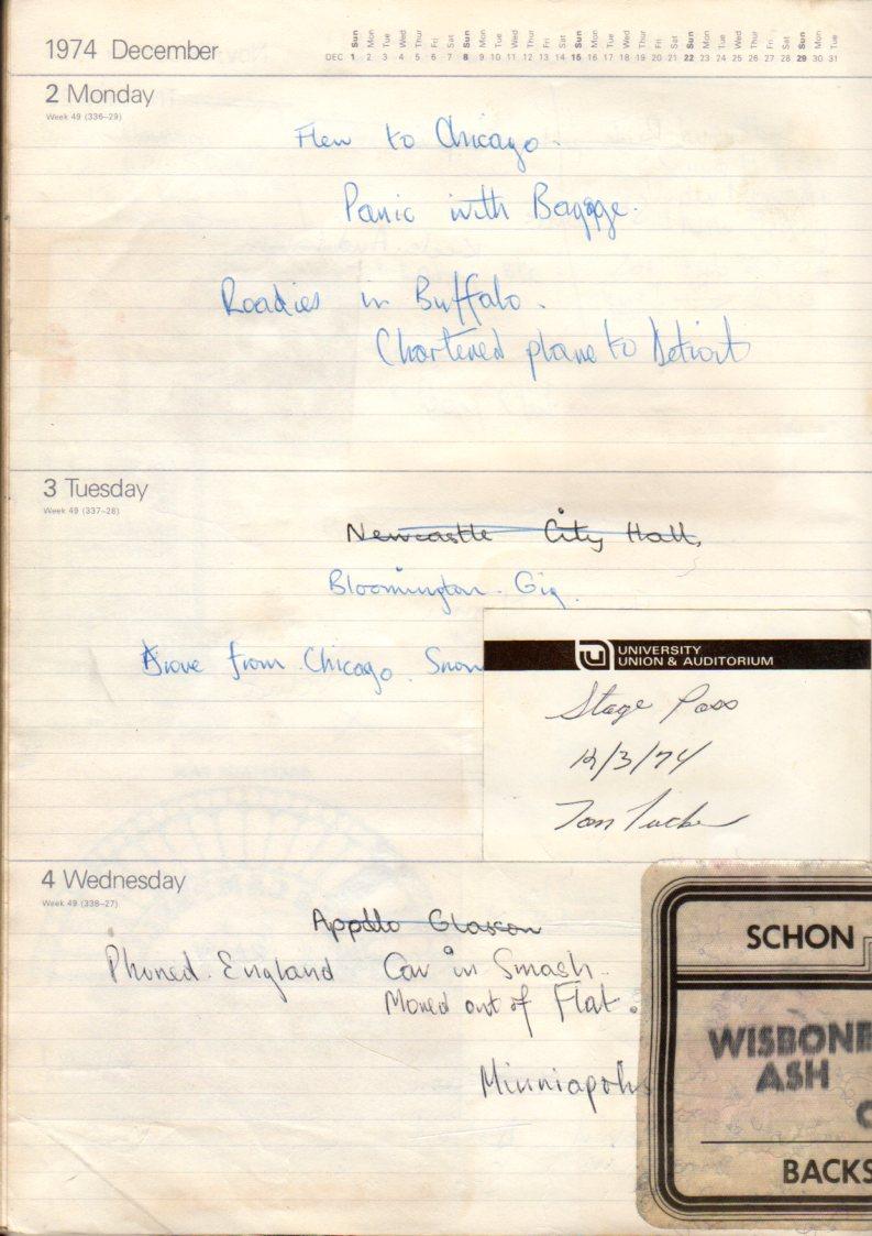 December 2nd 1974