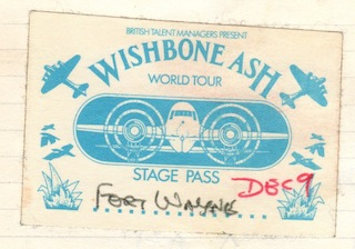 Wishbone tour pass Fort Wayne
