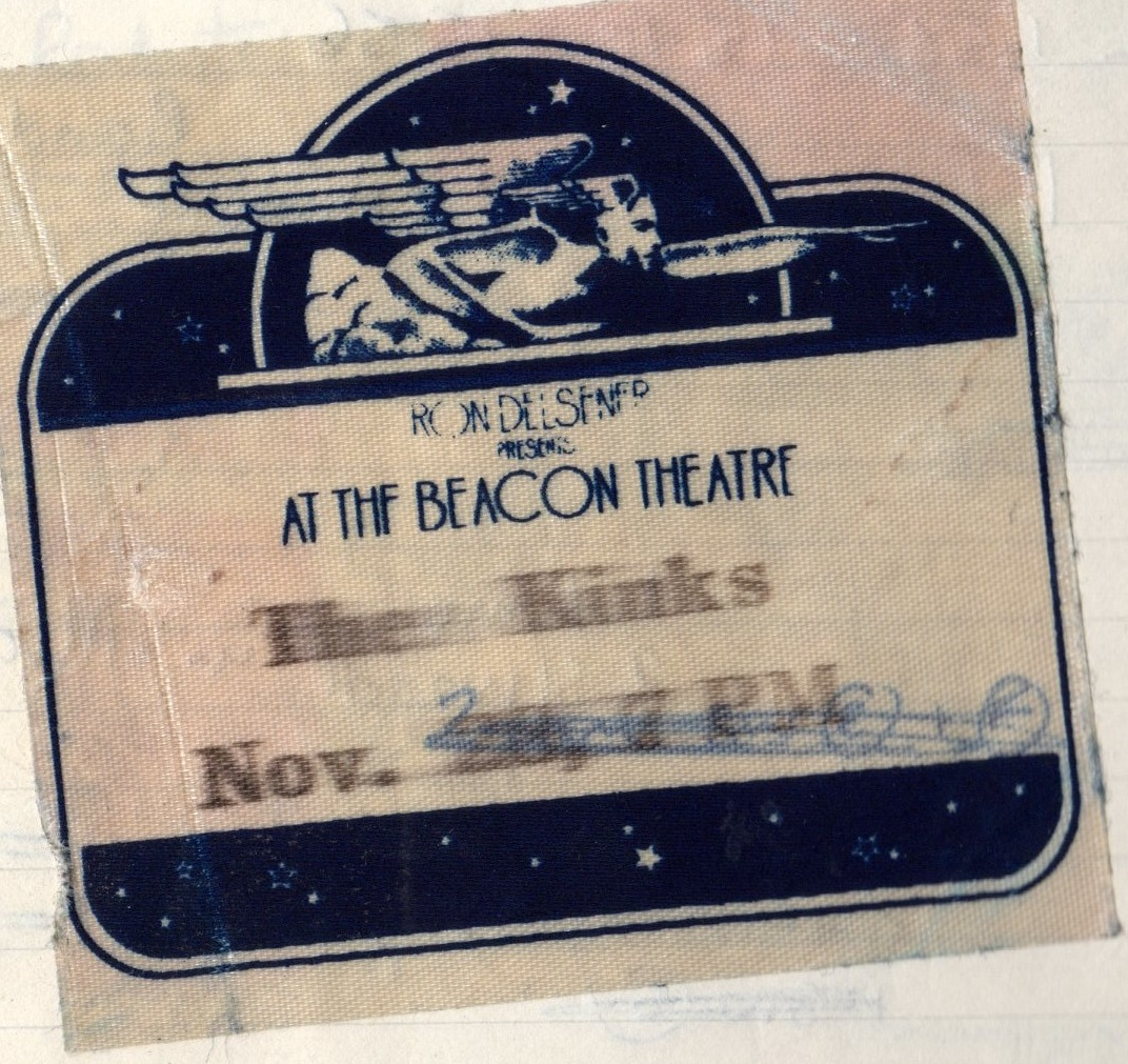 beacon theatre pass