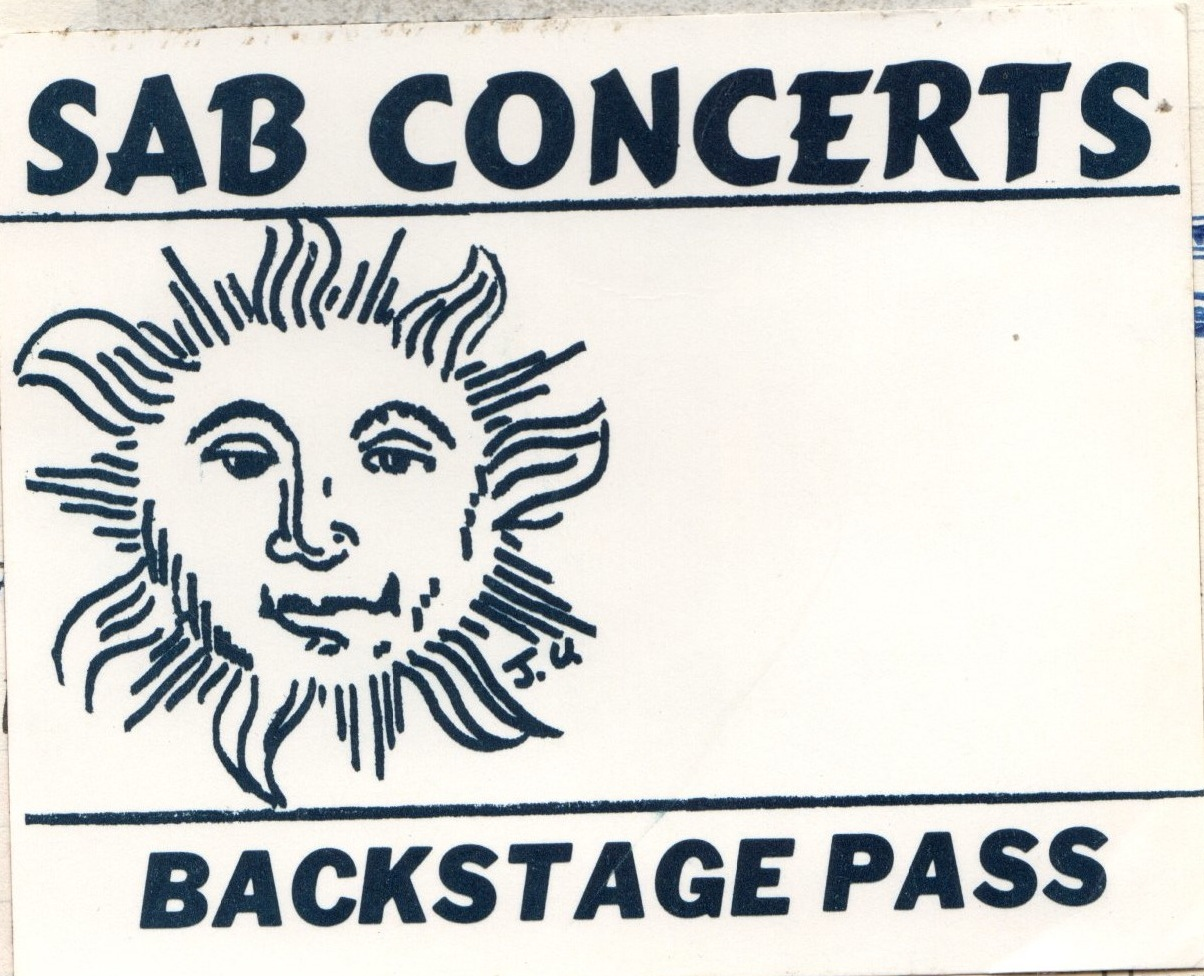 rochester backstage pass