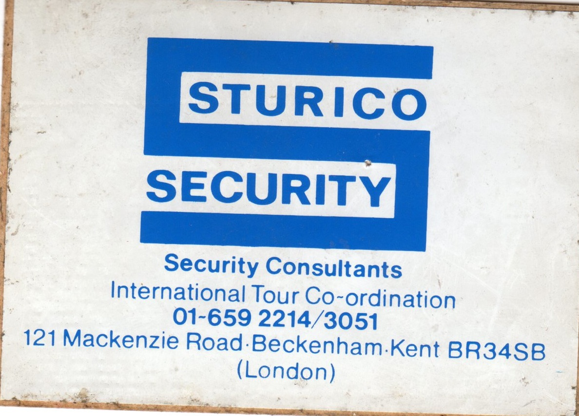 sturico security