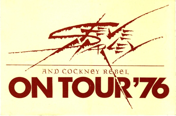tour sticker