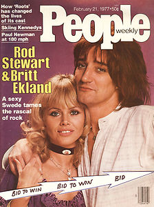 Rod and Brit