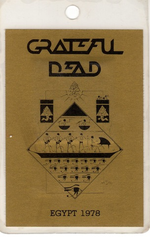 GD Egypt tour pass front