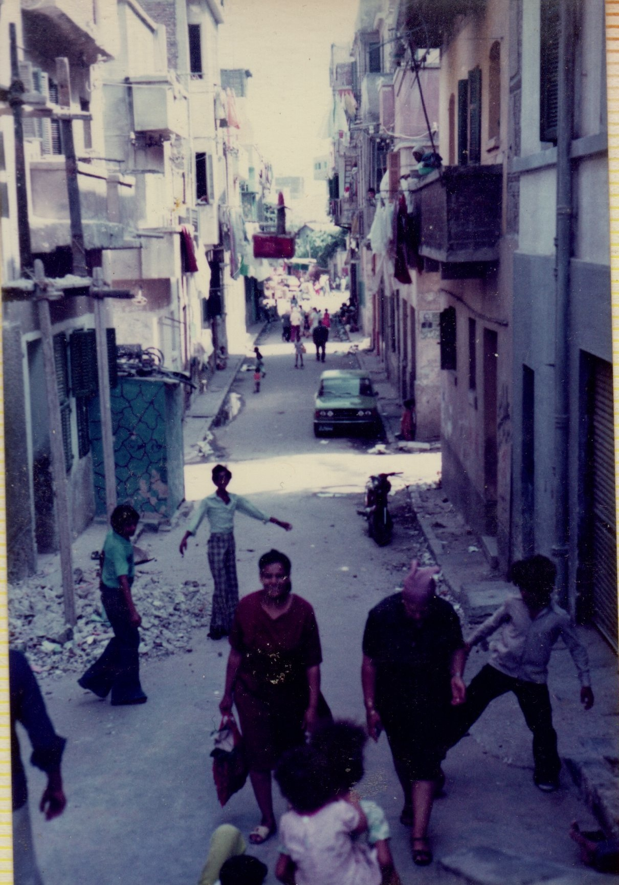 Images of Cairo 1978