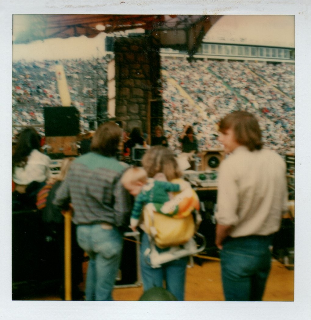 Eugene Oregon 1978 The Grateful Dead
