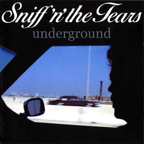 underground album sleeve