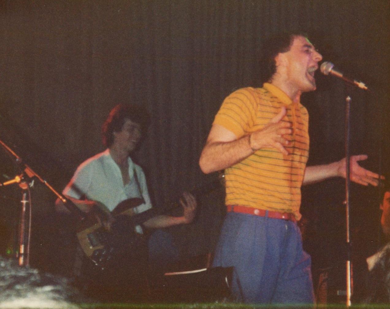 Steve and John Gibblin