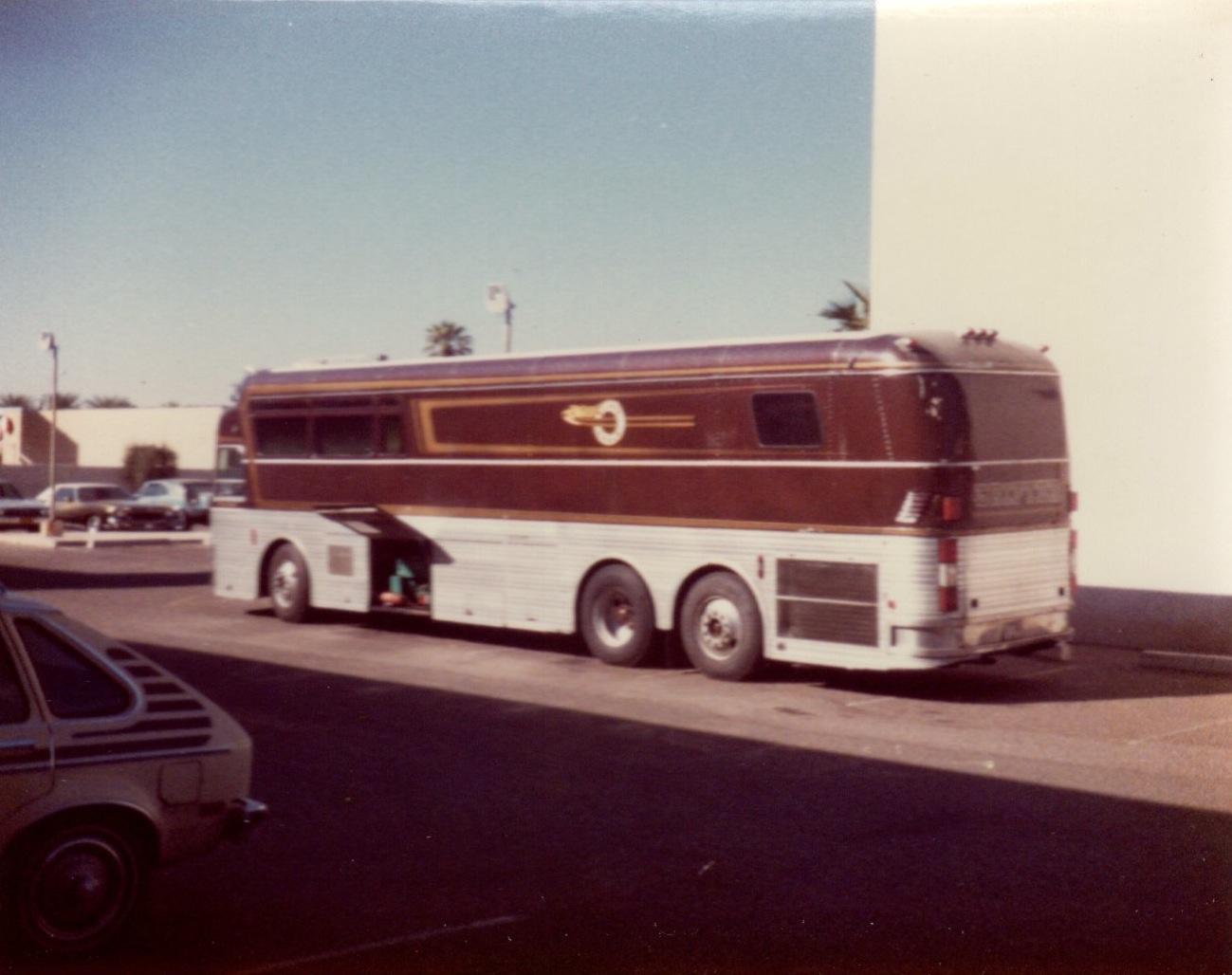 tour bus usa