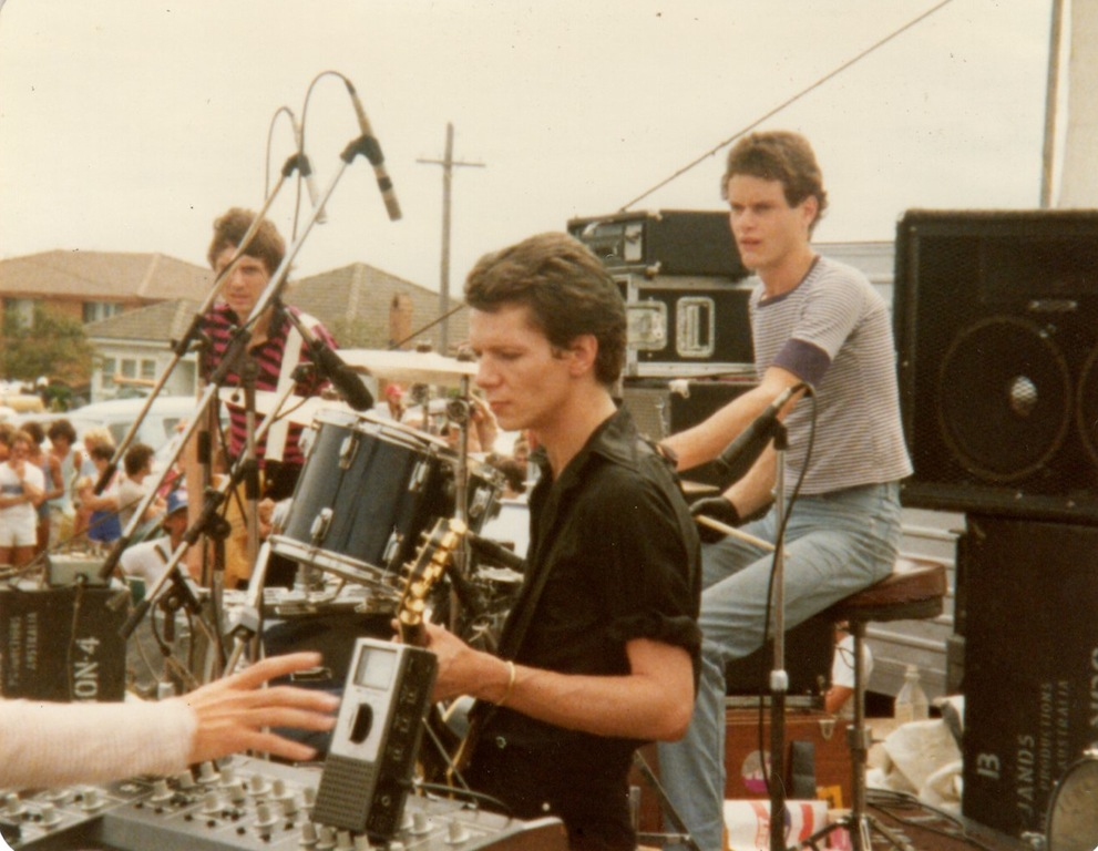 icehouse on stage