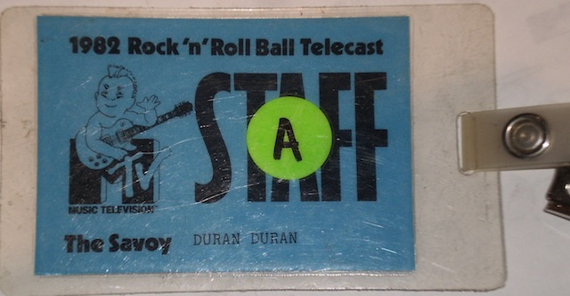 Savoy MTV 82 pass