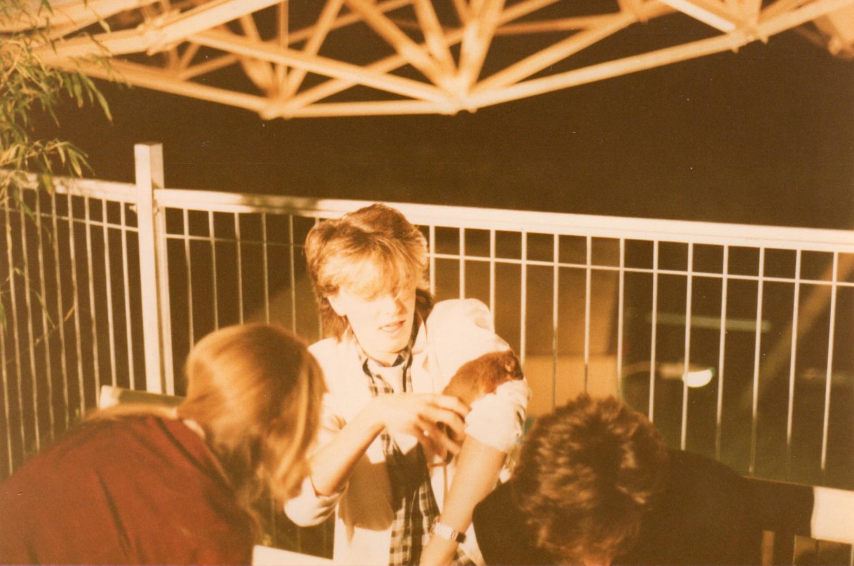 john in sydney 1983
