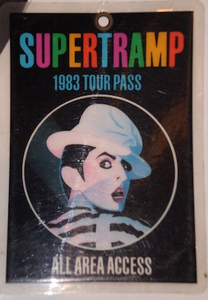 Tramp 83 tour pass