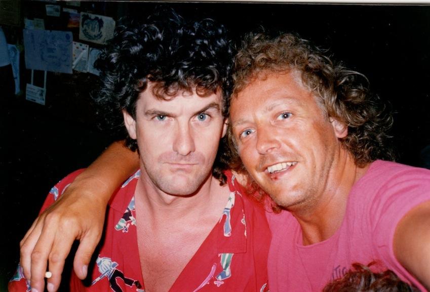 Steve Crotty 1984