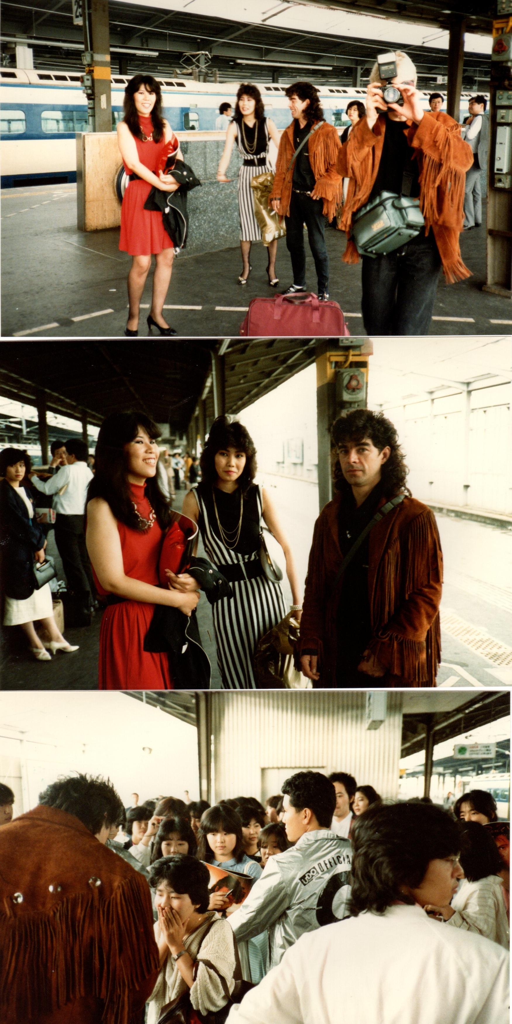 Japanese train station 85