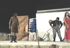 Production (2014) of the PEACE of Aristophanes