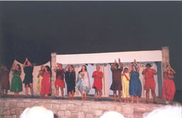 Performing in the Open Air