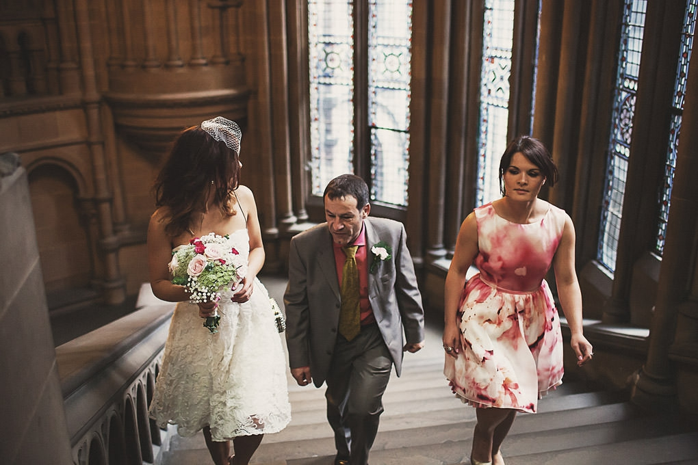 Manchester Town Hall Deaf Institute wedding photographer 007.jpg