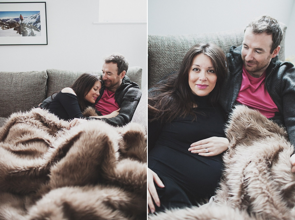 Pregnancy photography Yorkshire