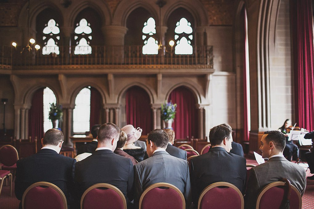 Manchester Town Hall wedding photographer 003