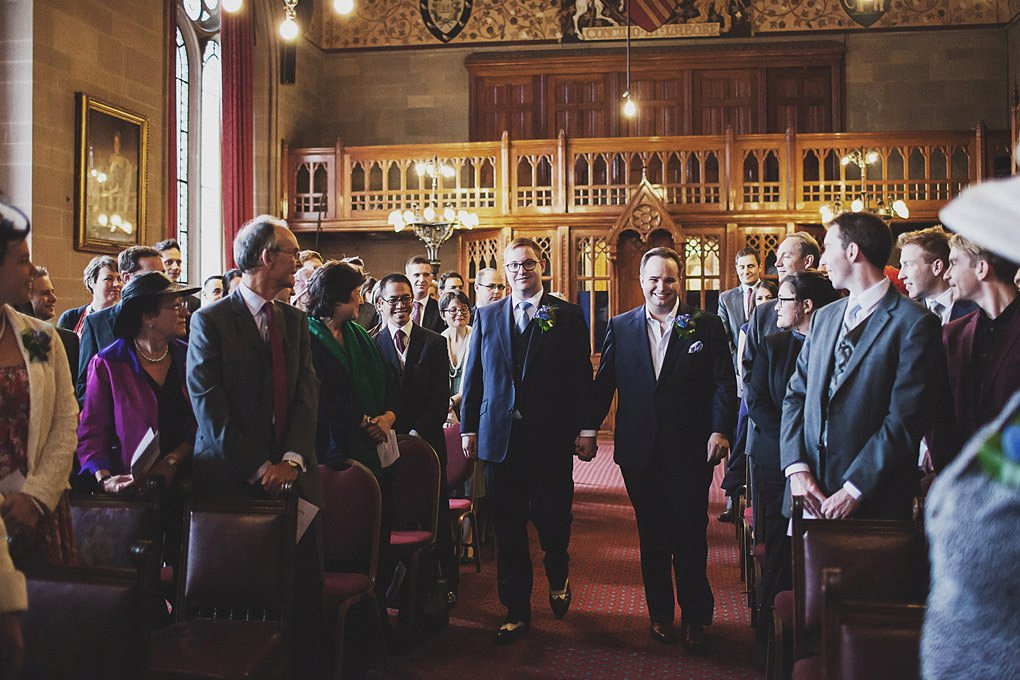 Manchester Town Hall wedding photographer 008