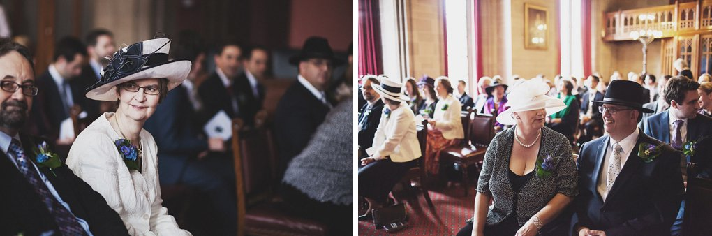 Manchester Town Hall wedding photographer 016