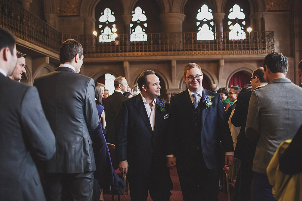 Manchester Town Hall wedding photographer 018