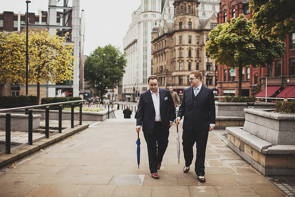 Manchester Town Hall wedding photographer 028