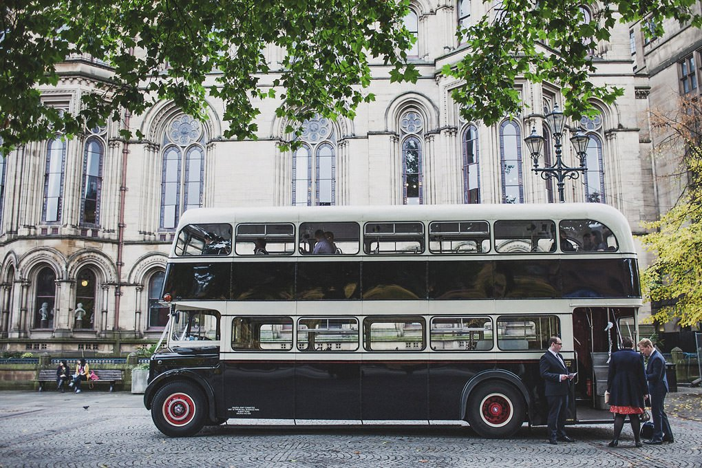 Manchester Town Hall wedding photographer 034