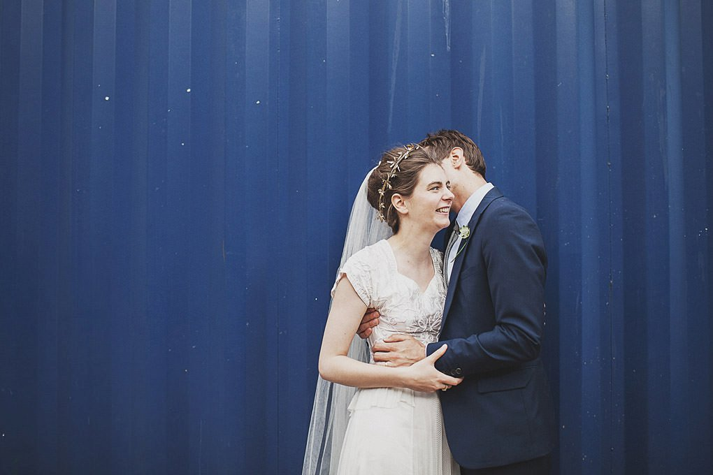 London wedding photographer Trinity Buoy Wharf 095