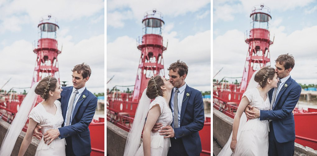 London wedding photographer Trinity Buoy Wharf 097