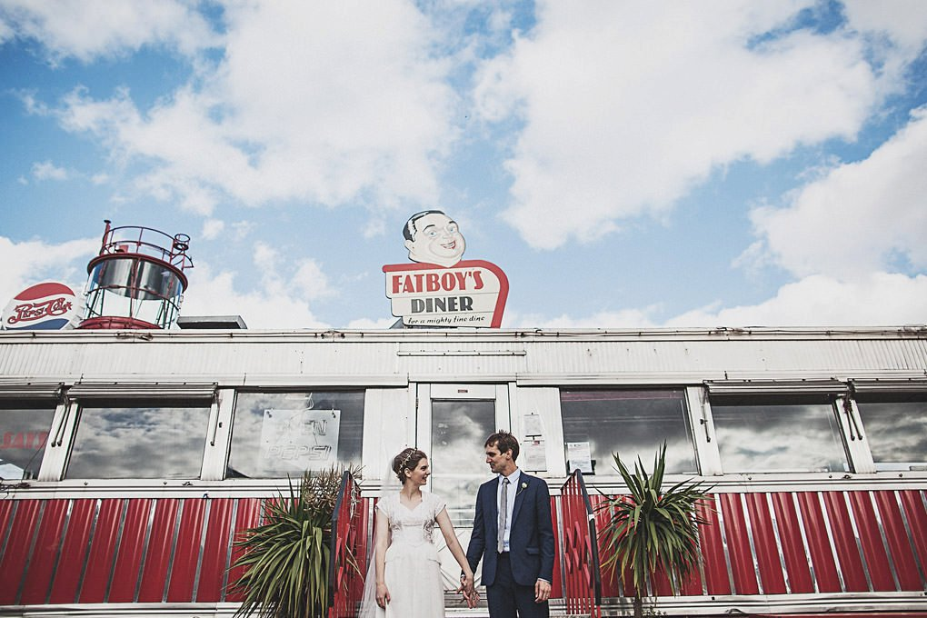 London wedding photographer Trinity Buoy Wharf 099