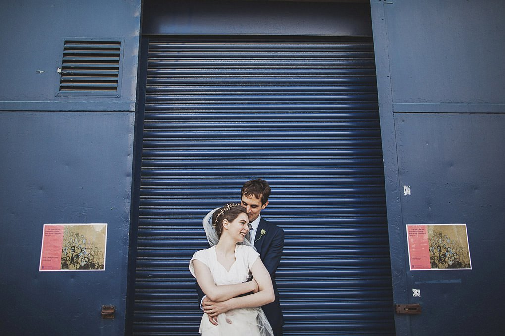 London wedding photographer Trinity Buoy Wharf 103