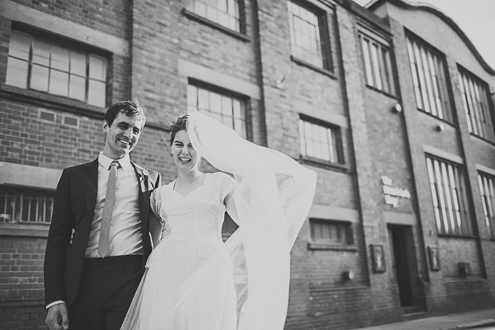 London wedding photographer Trinity Buoy Wharf 112
