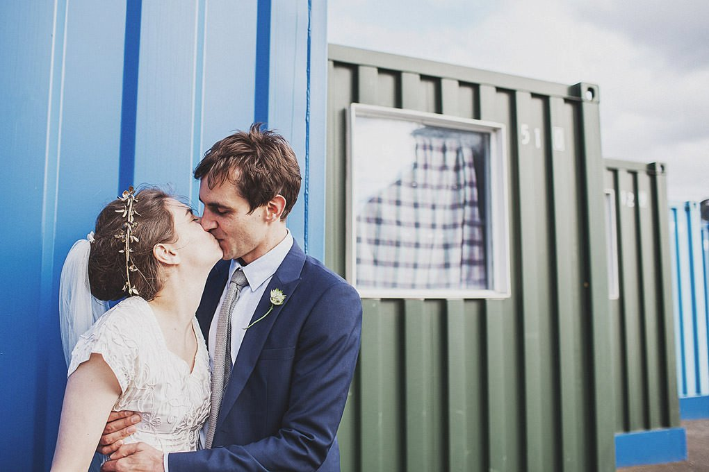 London wedding photographer Trinity Buoy Wharf 114