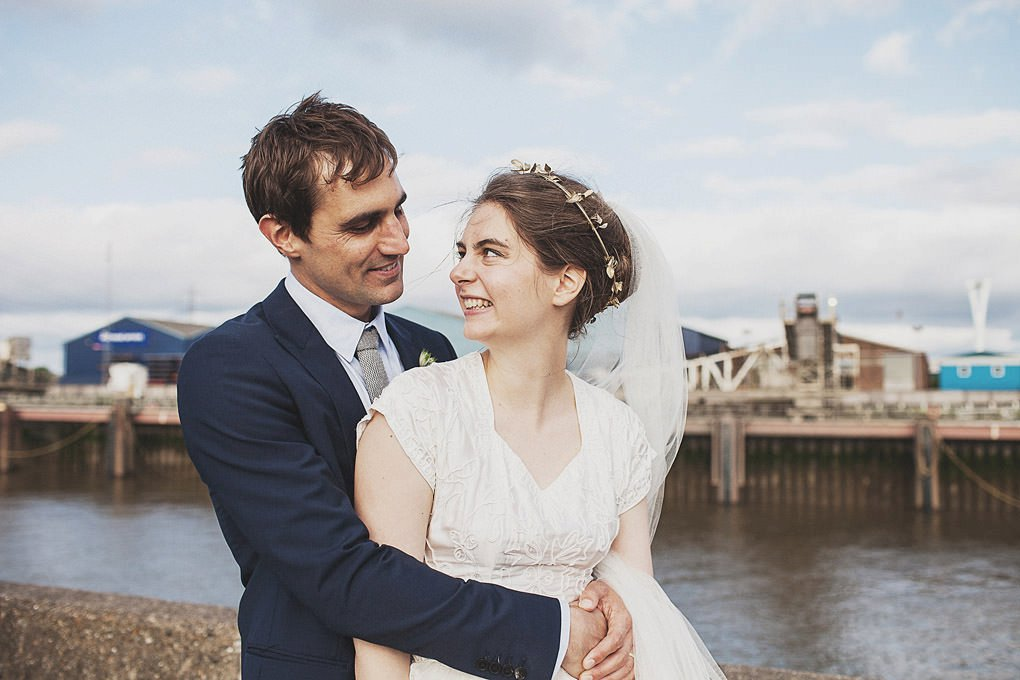 London wedding photographer Trinity Buoy Wharf 115