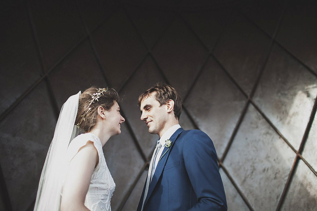 London wedding photographer Trinity Buoy Wharf 122
