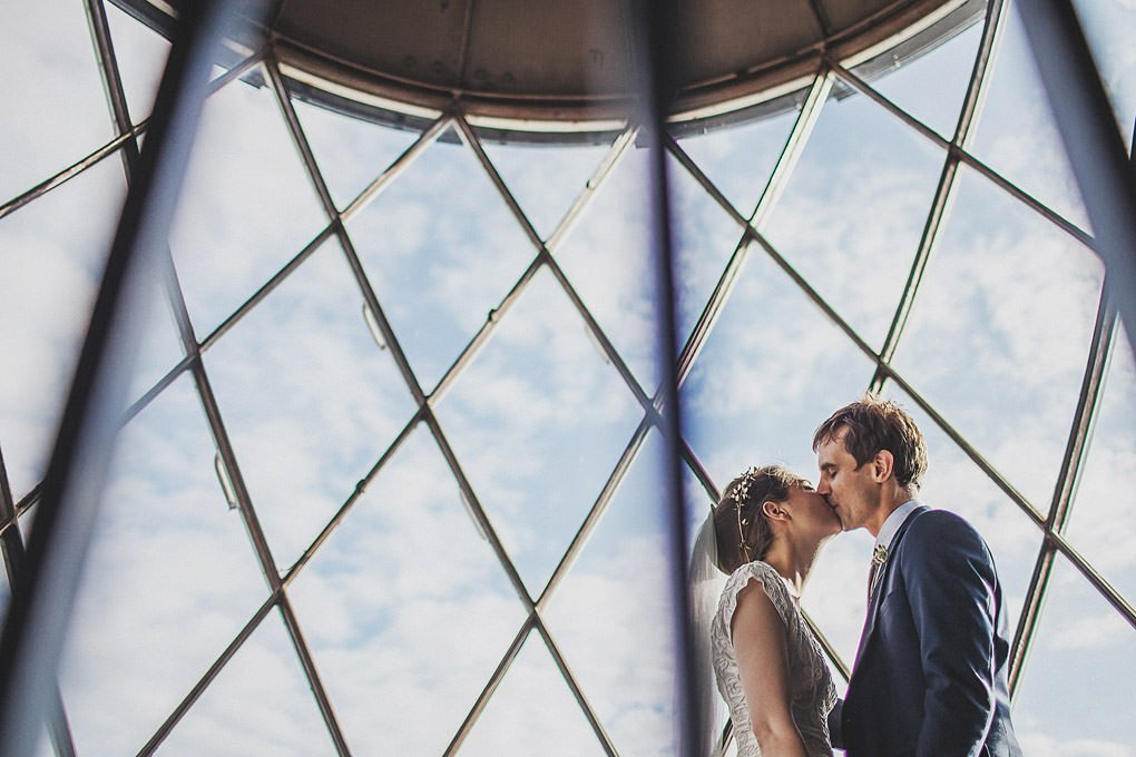 London wedding photographer Trinity Buoy Wharf 124