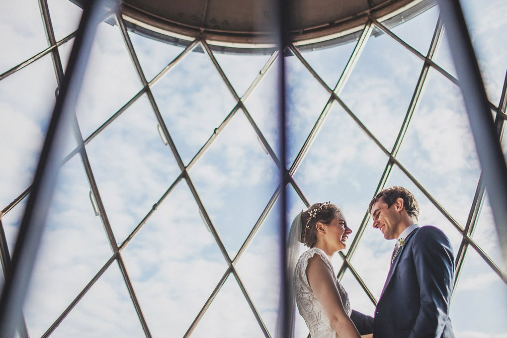 London wedding photographer Trinity Buoy Wharf 125