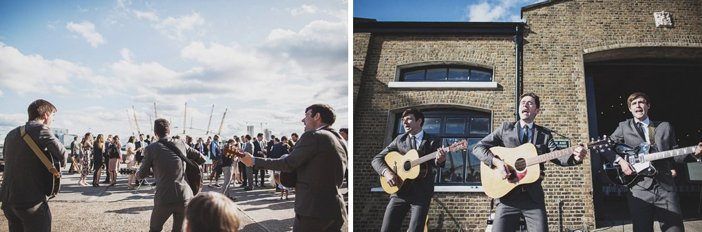 London wedding photographer Trinity Buoy Wharf 128