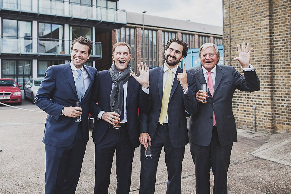 London wedding photographer Trinity Buoy Wharf 133