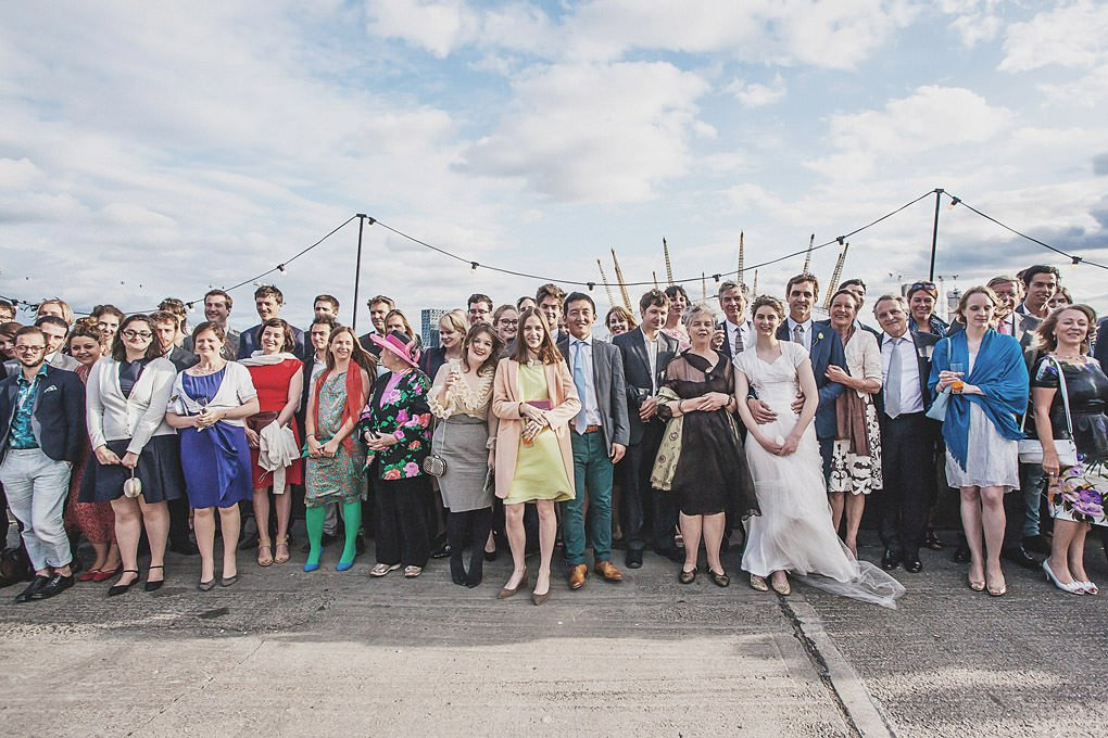 London wedding photographer Trinity Buoy Wharf 134