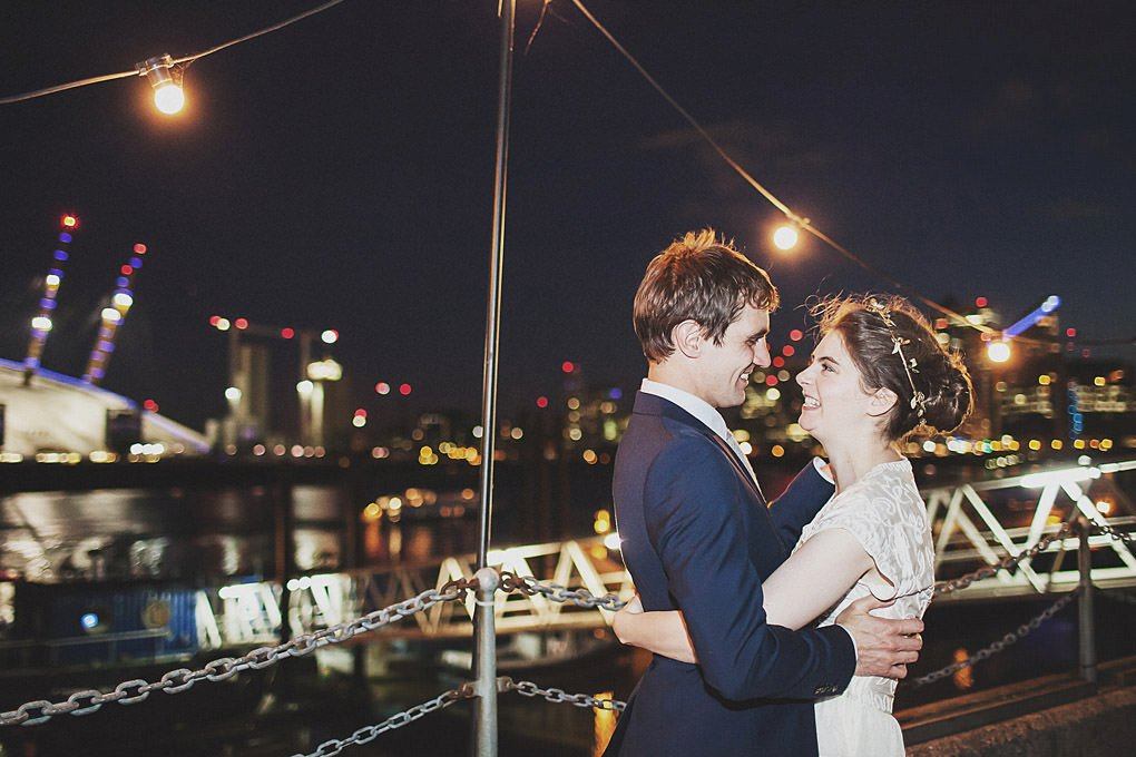 London wedding photographer Trinity Buoy Wharf 163