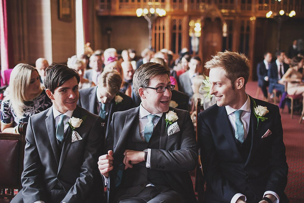 Halifax town hall wedding