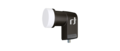 BLACK Premium - Single LNB - 40mm, NF=0.2dB