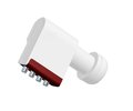 RED Extend - Quad LNB - 40 mm, NF=0.3dB