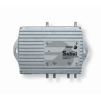 Sat/IF + RF Dual Wide Band Amplifier