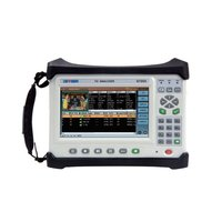 All In One TV&SAT&FIBER Spectrum Analyzer (Touch Screen, DVB-C/T/T2/S/S2, Fiber to RF Converter )